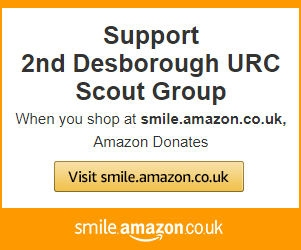 Support 2nd Desborough URC Scout Group with Amazon Smile